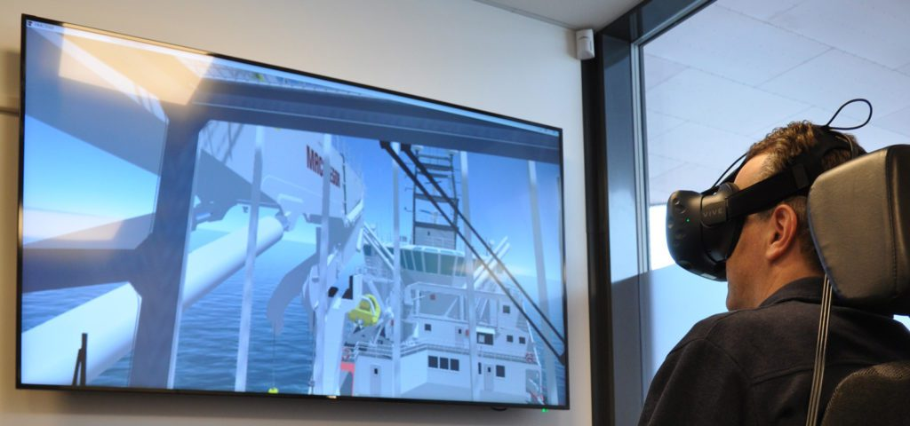 Offshore Crane Simulation