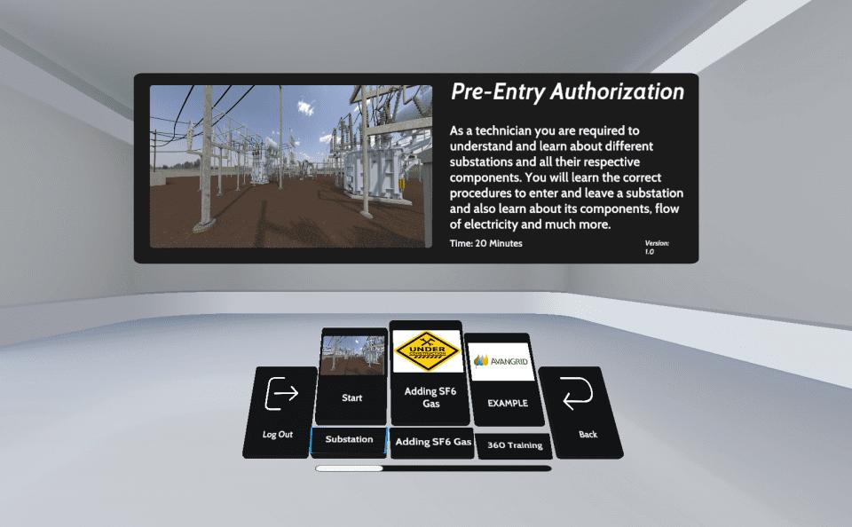 VR Vision Platform